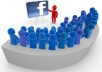 Advertise and Blast Your PRODUCT/URL/LINK to over 4 Million Active Facebook users