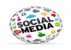 provide 400 Social media likes/followers/shares