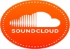 Market your Soundcloud profile for 5 days