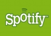 give you 1 Spotify account for 1 month