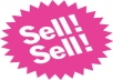 create a store to sell your products