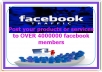 Post your products, offer or services to OVER 4000000 facebook members