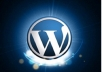 install wordpress on your webspace