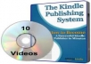 I am going to Offer you video tutorials to learn to become a kindle publisher in minutes