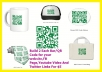 Build 4 Bar,QR Codes For Your Website,Facebook page,Twitter,Youtube Urls