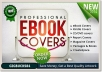 design a Unique Ebook or Kindle Cover in 24hrs