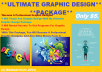 Teach You Graphic Design With My Ultimate Graphic Design Package.