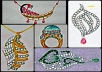 design any kind of fashion jewellery like bracelet, earcuff, broach, rings and many more.