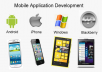 develop Android and Iphone application