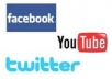 tell you where to get UNLIMITED twitter followers, youtube likes, facebook likes,google+, pinterest, linkedin, website hits