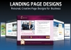 create a Unique, Targeted, Custom, Killer Landing Page with Bonus