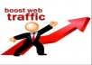 Give ebook that teach you how to get 5000 Traffic in just 24 hours! Free Traffic on Tap, only one source you need