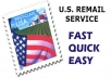 receive and re-mail your letter in the US