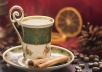 send you 22 recipes on how to make a good spiced coffee