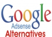 Give You High Paying High Click Through Rate Google Adsense Alternatives