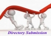 submit your site to 50 Higt PR top directories