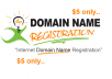 Register dot com domain at a throw away price