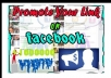 promote your WEBSITE or Product in our Facebook groups among 1000000 members