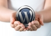 install,configure and fix WordPress issues
