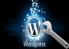 fix wordpress issues within 24 hours