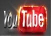 give 5000 Genuine YOUTUBE views for your video
