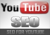 Rank your YouTube video on First Page (GUARANTEED OR 100% Refund)