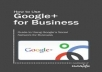 reveal on how to use google+for business and make money