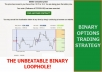 give you the Binary Options Trading strategy that will Explode your Account