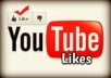 give you Real 300 genuine LIKES to any YouTube videos