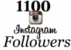 give 1100 HQ instagram followers and also spread