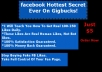 Teach You My Ultimate Secret To Get 100 To 250 Real FACEBOOK Likes Daily