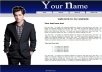 create your personal website
