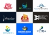 design a outstanding logo for you
