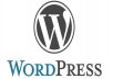 convert your site into WordPress in 2 days