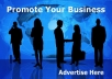 promote your Business on my Super Active 300K Likes Facebook Fans Page