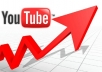 give 1000 YouTube Views, 150 YouTube Likes, 50 subs, 15 Comments