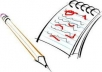 proofread and edit any document up to 2000 words