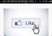 provide 10,000 Followers for your facebook profile