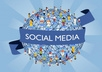 manage your social media platforms creating content and updating