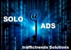 Super blast your SOLO Ads,MLM Link, Affilliate Link to 100,000 Target Subscribers and 5 Million Active Facebook Users