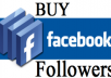 give you 5500 ++ real facebook followers
