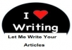 write and deliver a 500 words article in 24 hours