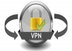 give u one month high speed VPN access with dedicated IPs