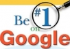 create 1000 social bookmark SEO backlinks + ping in 24 hours to boost your rank in google