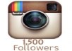 add 1500 real Instagram follower