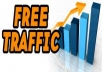 give you a top 100 list of where you can get free traffic for your website