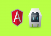 convert any HTML & CSS Application into Phonegap + AngularJS Application