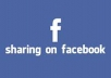 share your website to 2500000 facebook fans