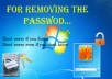 reset your windows 7 PASSWORD - 100% sure
