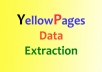research for you local business data from yellowpages directories